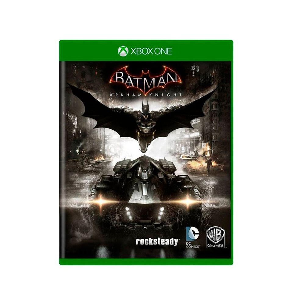 Jogo Xone Usado Batman Arkham Knight