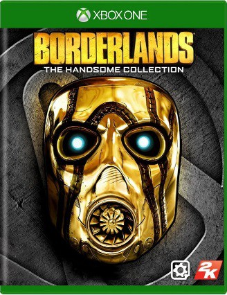 Jogo Xone Usado Borderlands: The Handsome Collection