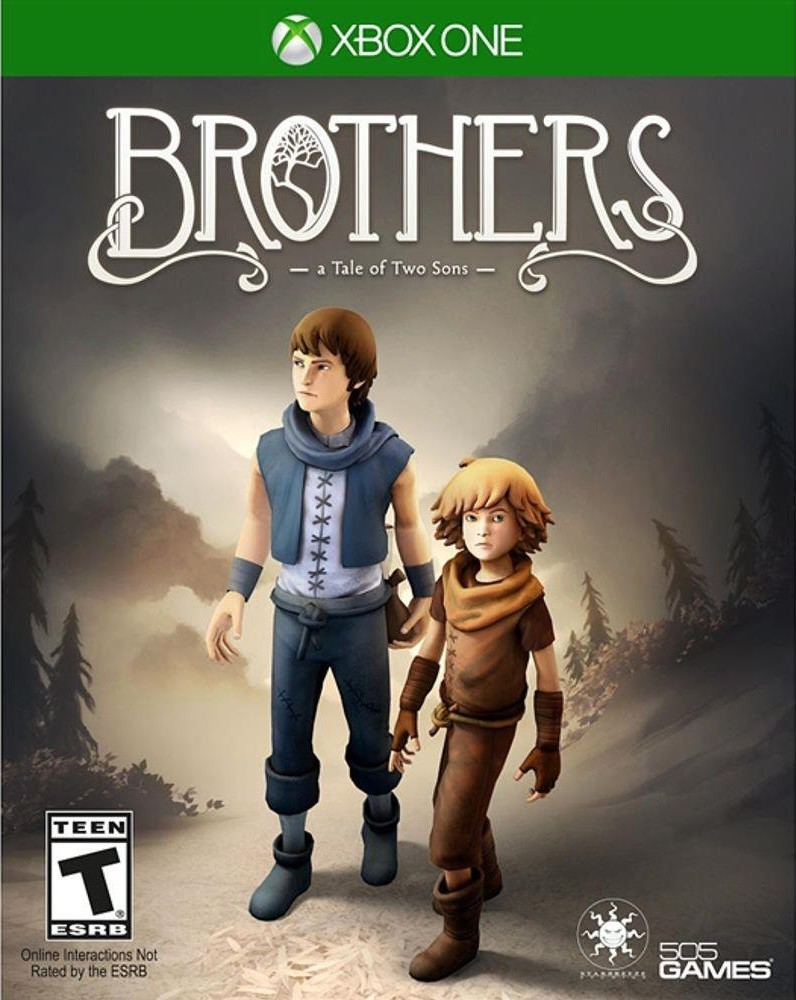 Jogo Xone Usado Brothers: A Tale of Two Sons