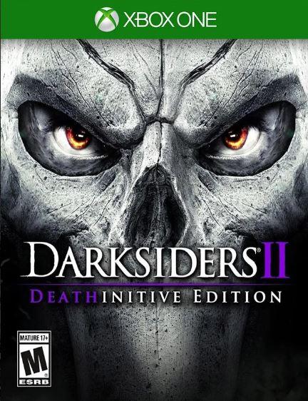Jogo Xone Usado Darksiders II