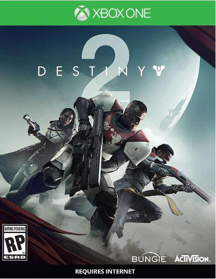 Jogo Xone Usado Destiny 2