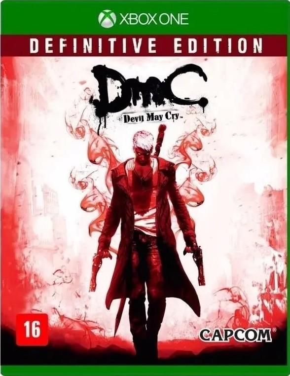 Jogo Xone Usado DmC Devil May Cry