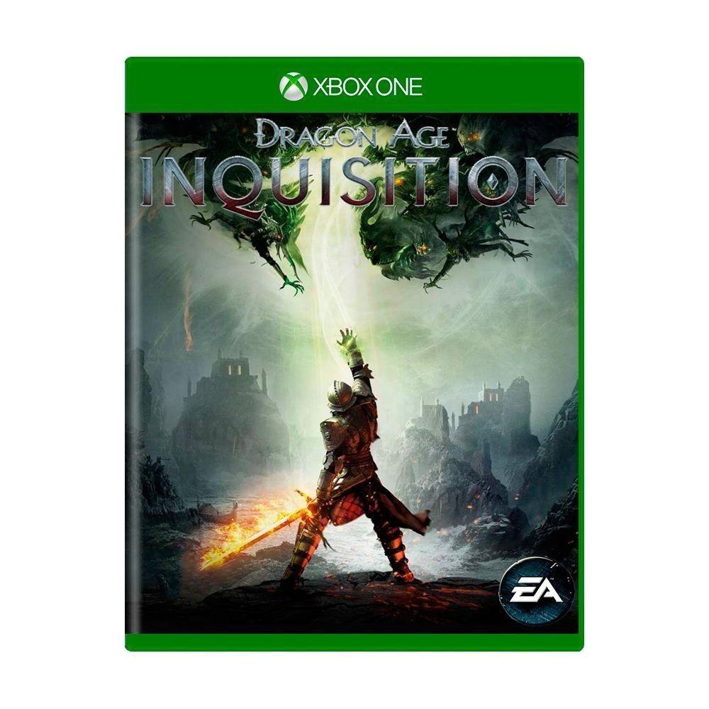 Jogo Xone Usado Dragon Age Inquisition