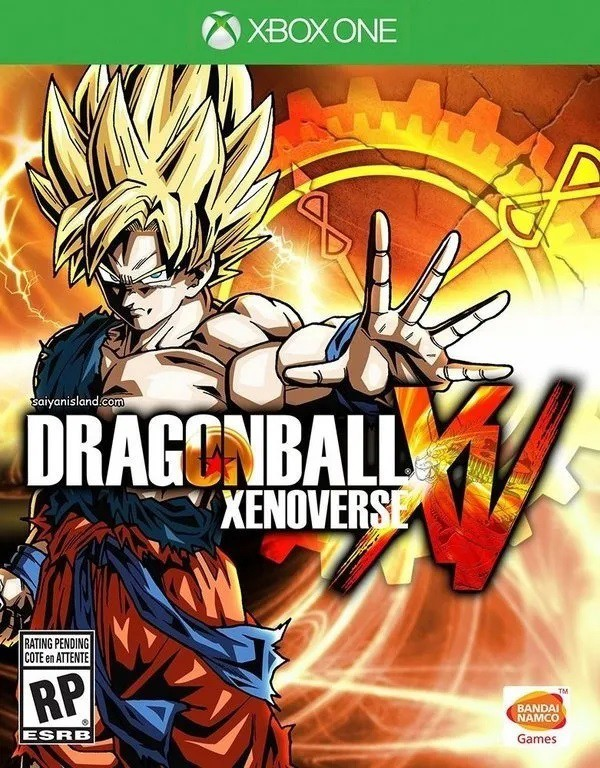 Jogo Xone Usado Dragon Ball Xenoverse