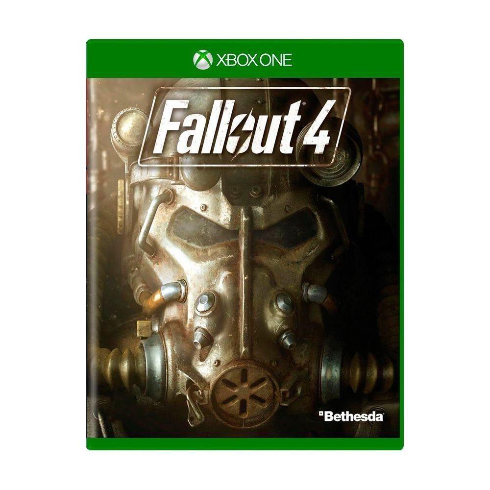 Jogo Xone Usado Fallout 4