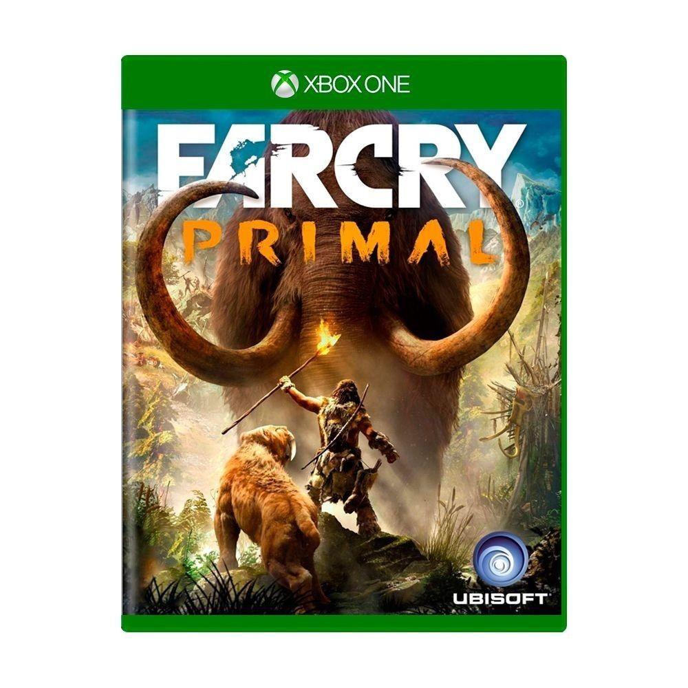 Jogo Xone Usado Far Cry Primal