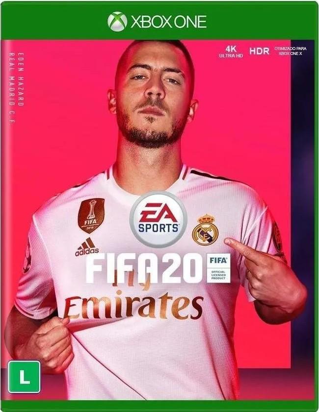 Jogo Xone Usado FIFA 20 Ed Vanilla