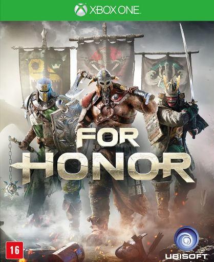 Jogo Xone Usado For Honor