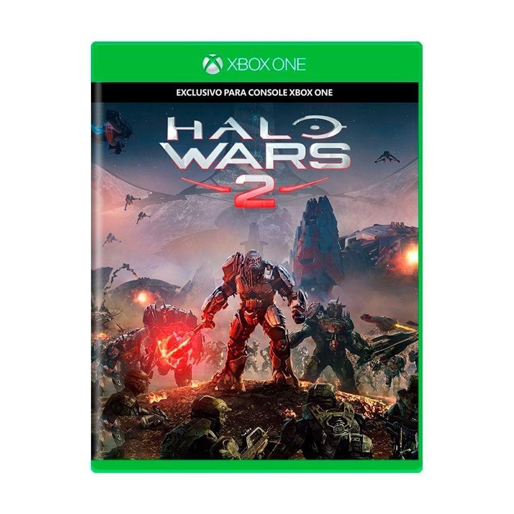 Jogo Xone Usado Halo Wars 2