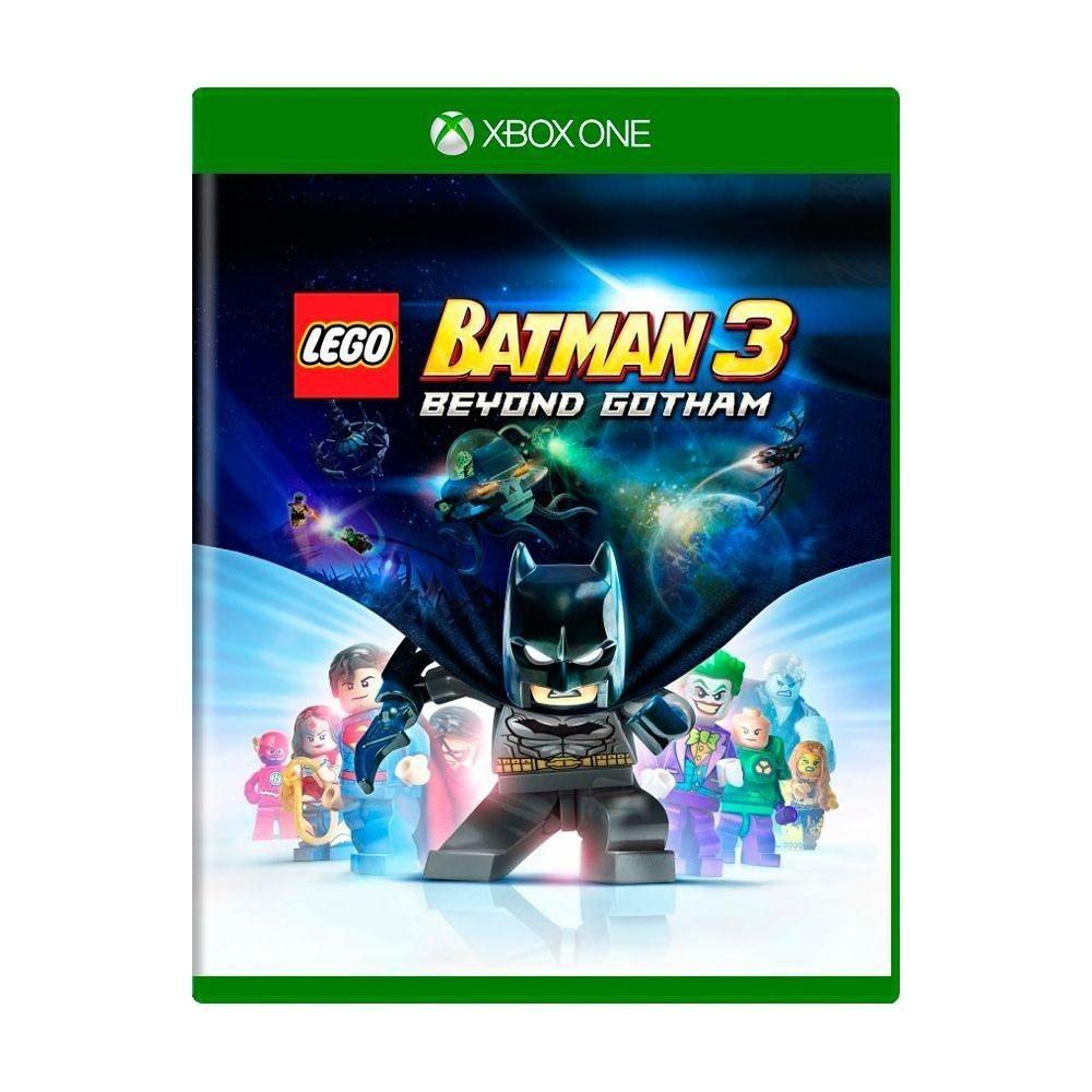 Jogo Xone Usado Lego Batman 3 Beyond Gotham