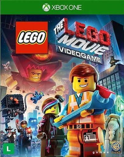 Jogo Xone Usado Lego Movie