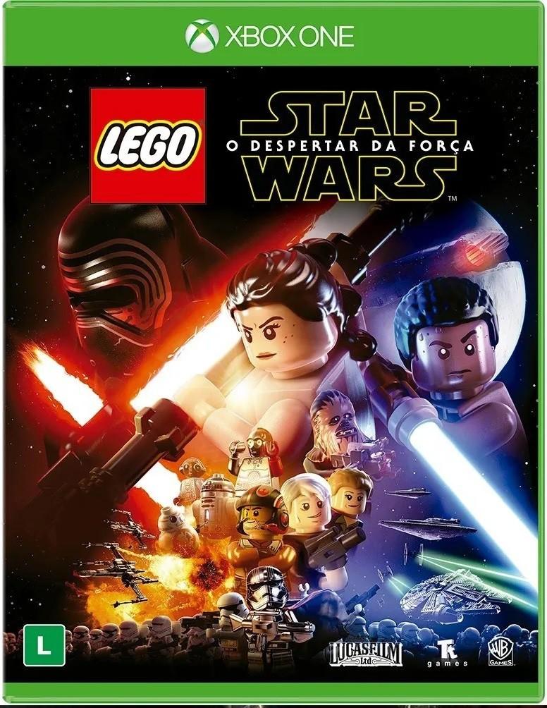 Jogo Xone Usado Lego Star Wars: O Despertar da Forca