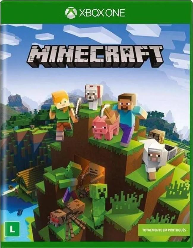 Jogo Xone Usado Minecraft