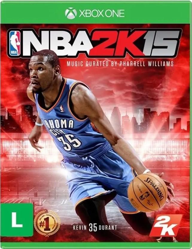 Jogo Xone Usado NBA 2K15