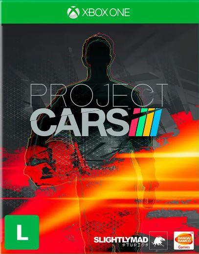 Jogo Xone Usado Project Cars