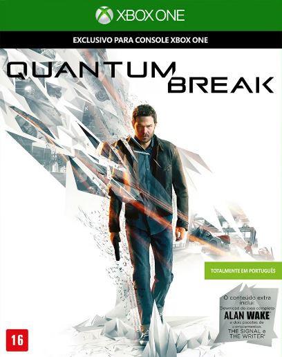 Jogo Xone Usado Quantum Break