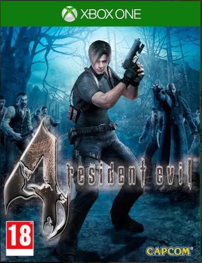 Jogo Xone Usado Resident Evil 4