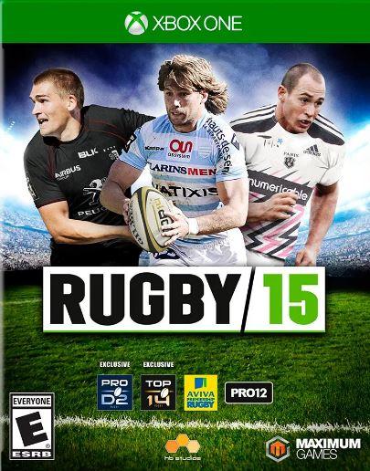Jogo Xone Usado Rugby 15 Ing Cpi Imp Lat
