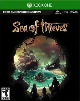 Jogo Xone Usado Sea Of Thieves Pt Br Cpp