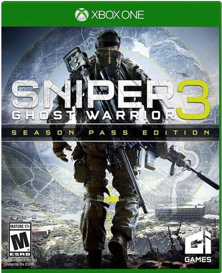 Jogo Xone Usado Sniper Elite Ghost Warrior