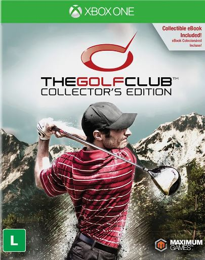 Jogo Xone Usado The Golf Club Collectors
