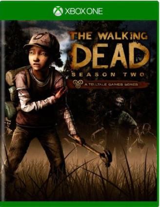 Jogo Xone Usado The Walking Dead Season