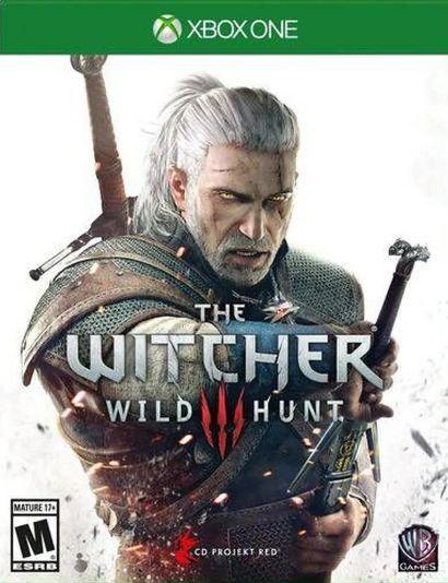 Jogo Xone Usado The Witcher 3 Wild Hunt