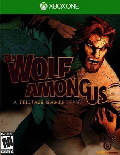 Jogo Xone Usado The Wolf Among Us Ing Cp