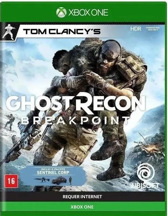Jogo Xone Usado Tom Clancy's: Ghost Recon