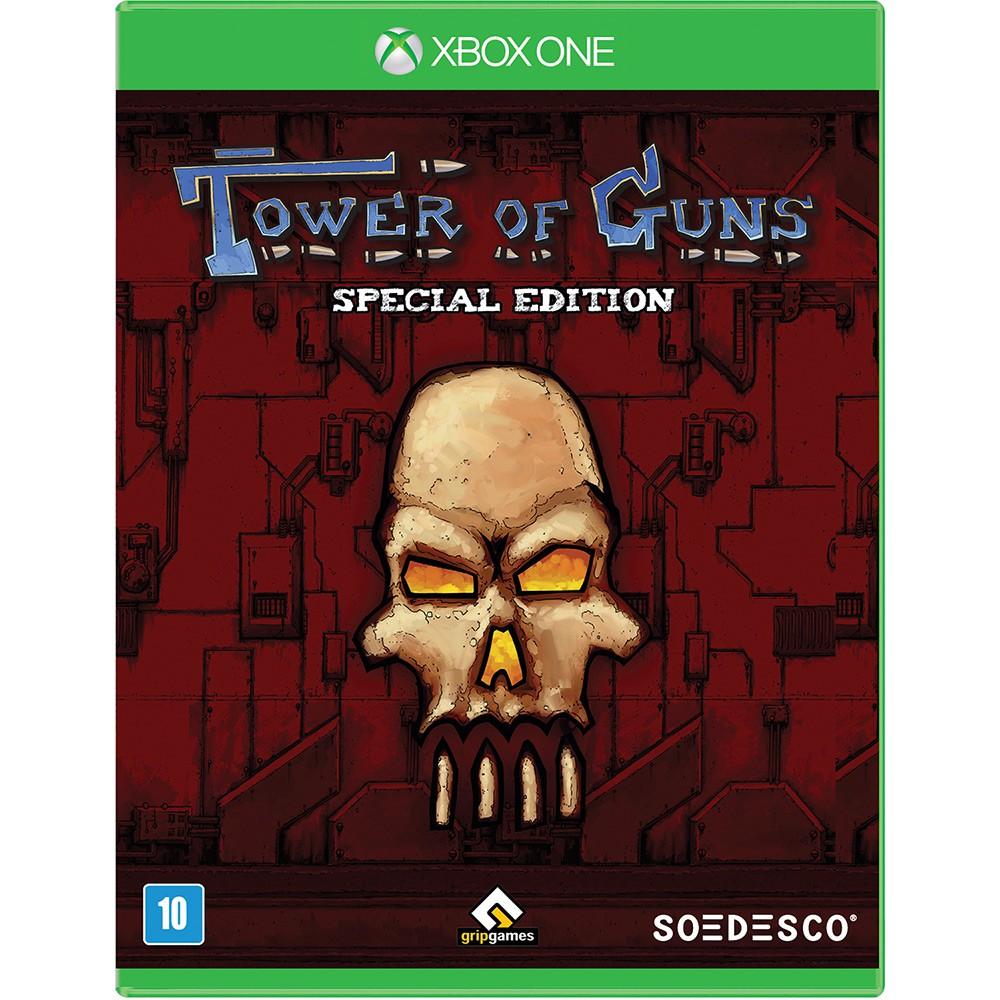 Jogo Xone Usado Tower Of Guns Special Edition