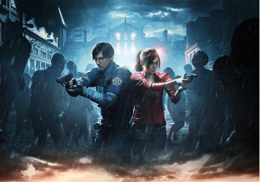 Mousepad Gamer Resident Evil 28X40CM