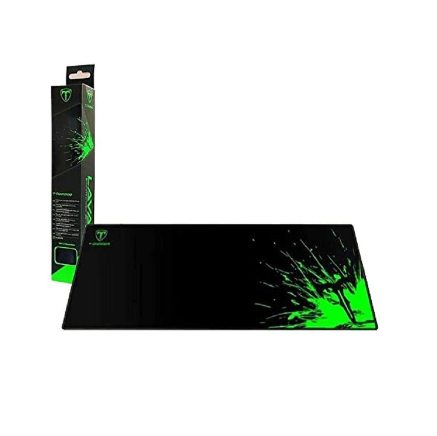 Mousepad Gamer T-DAGGER Lava L(Grande) 300x780x3mm - T-TMP300