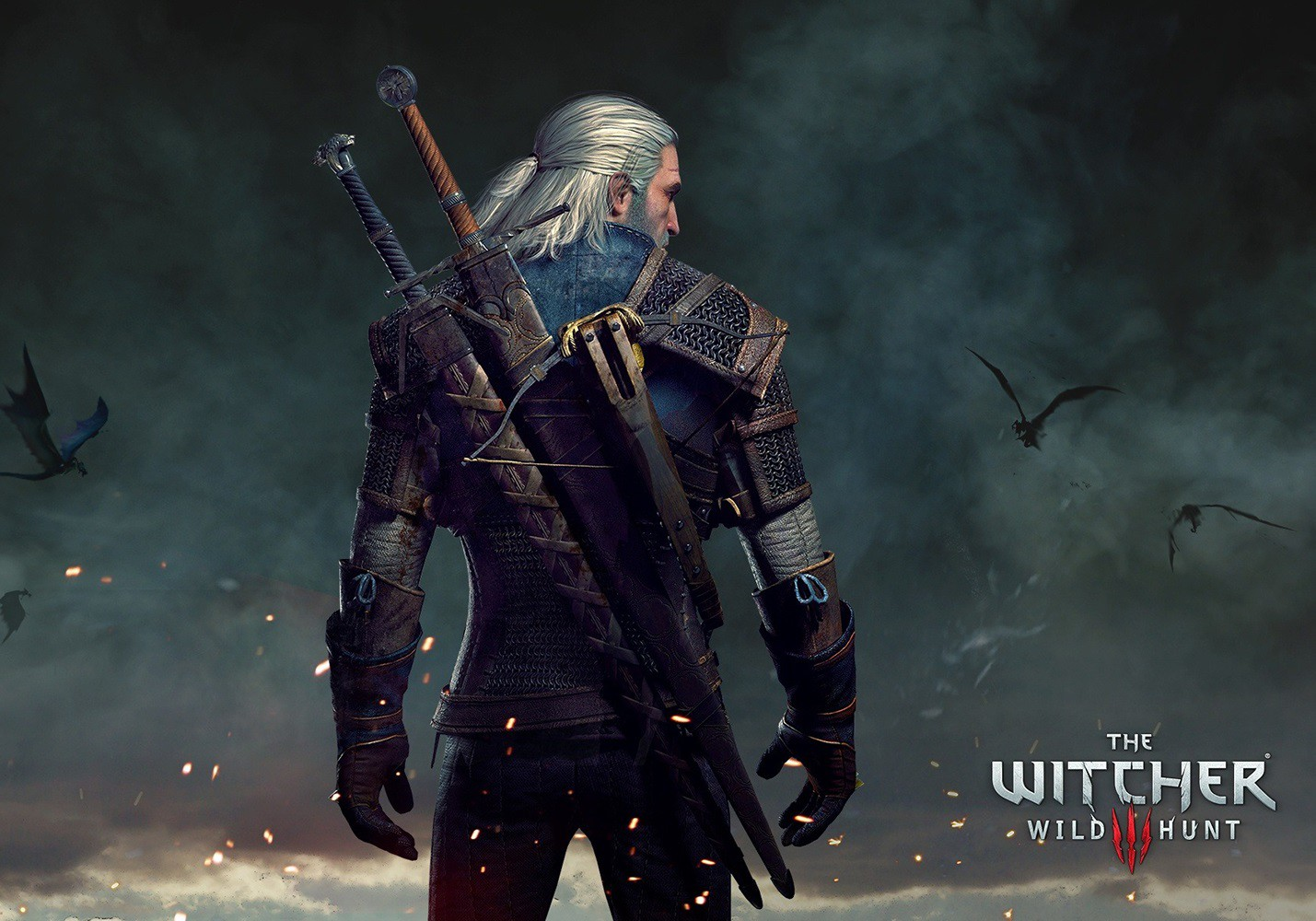 Mousepad Gamer The Witcher 28x40CM