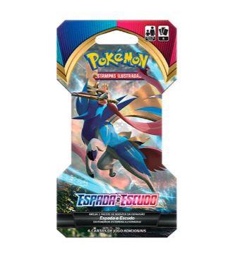 Pokemon EE1 Blister Unitario Espada e Escudo - Card Games
