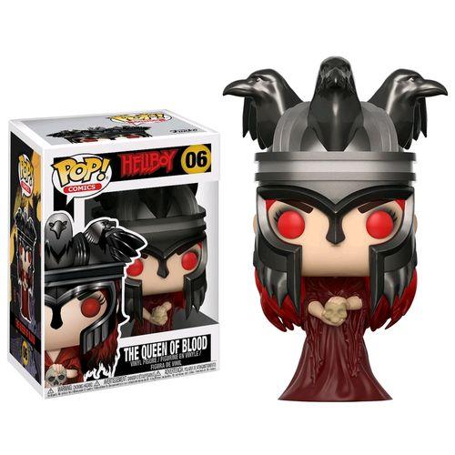 Pop Funko Comics Hellboy - Nimue, The Queen