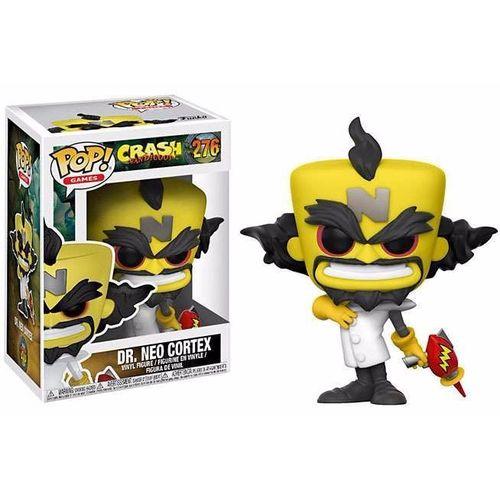 Pop Funko Crash Bandicoot: Neo Cortex