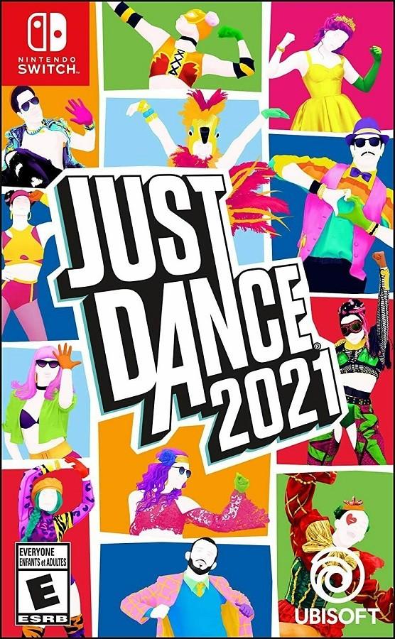 Jogo Nintendo Switch Just Dance 2021