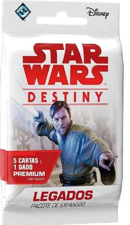Star Wars Destiny - Pacote de Expansão - Jogo de Cartas e Dados