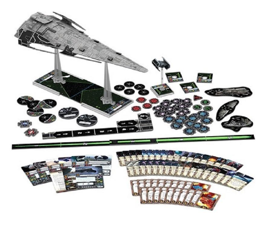 Star Wars X-Wing Imperial Raider - Jogo de Miniaturas