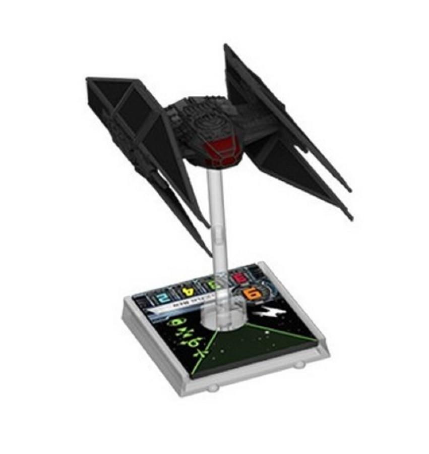 Star Wars X-Wing TIE Silencer - Jogo de Miniaturas