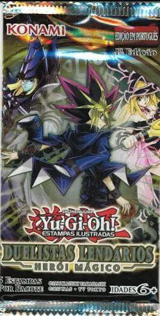 Yu Gi Oh Duelistas Lendarios Heroi Magico Bo