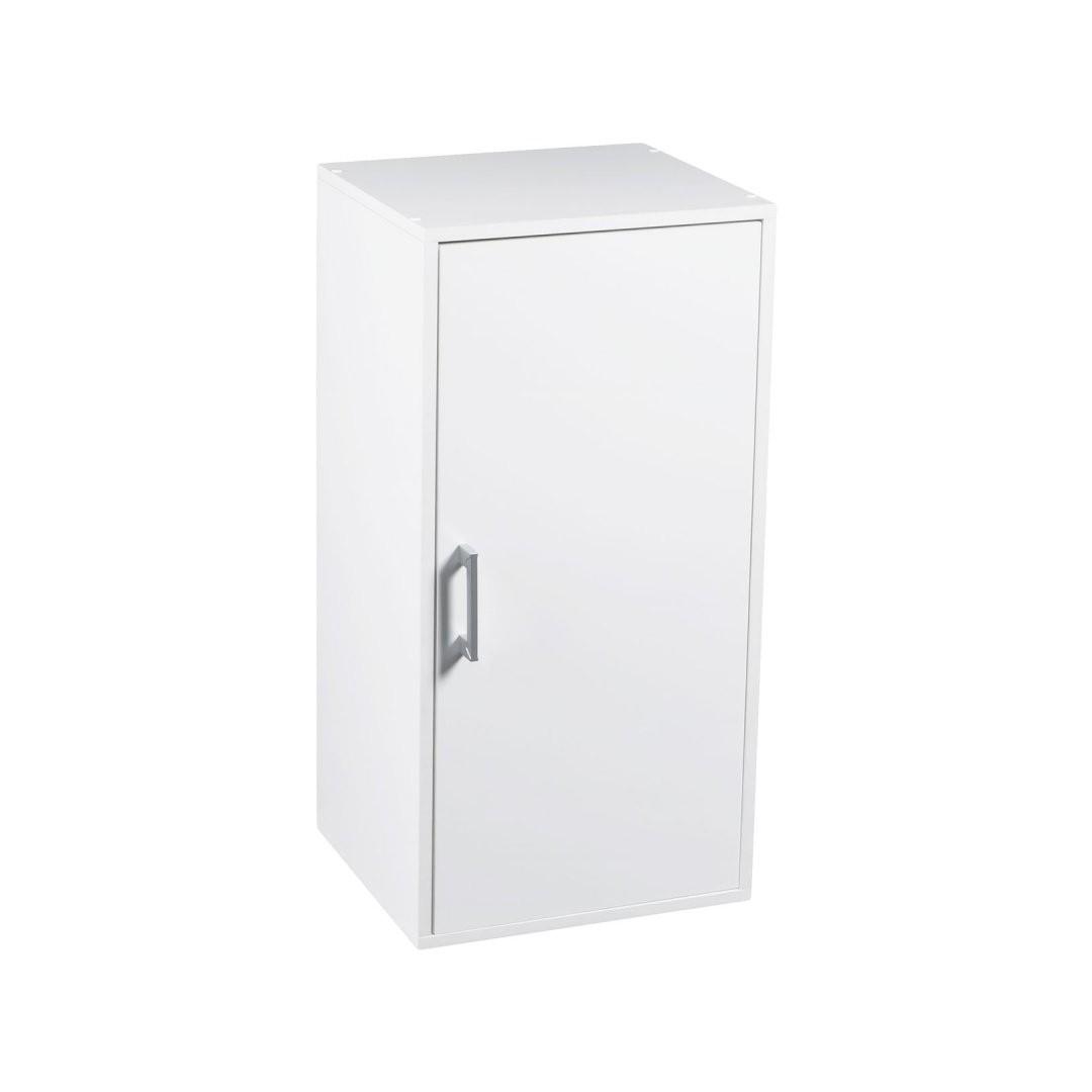 Armário Cozy Vertical Branco