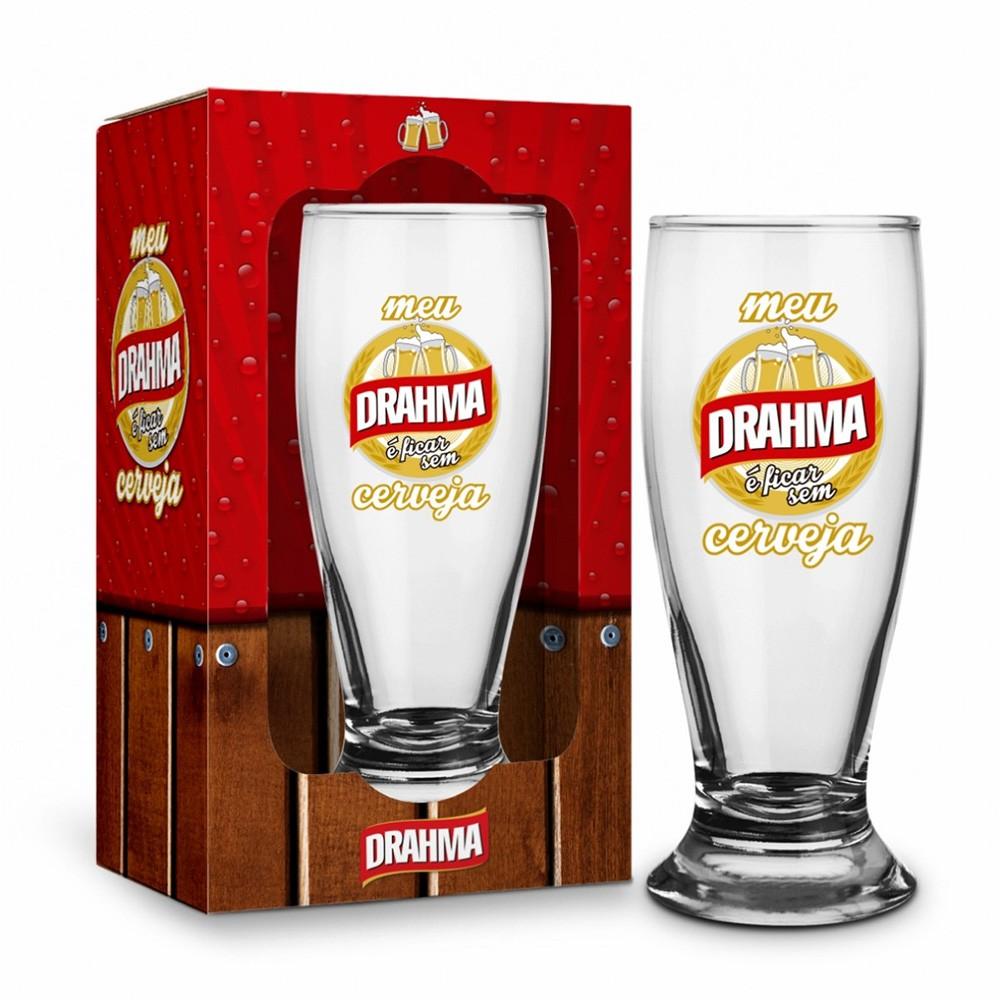Copo Munich 200 ml - Sátiras Cervejas Drahma
