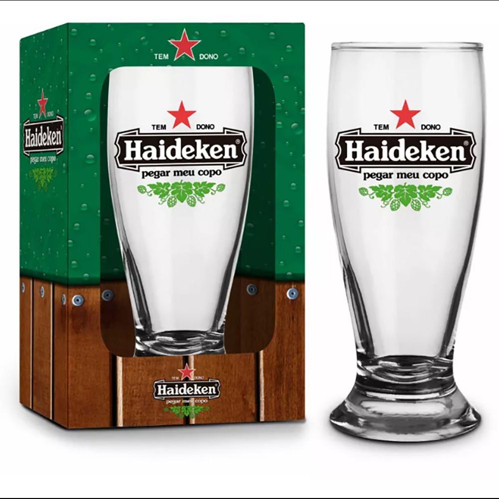 Copo Munich 200 ml - Sátiras Cervejas Haideken