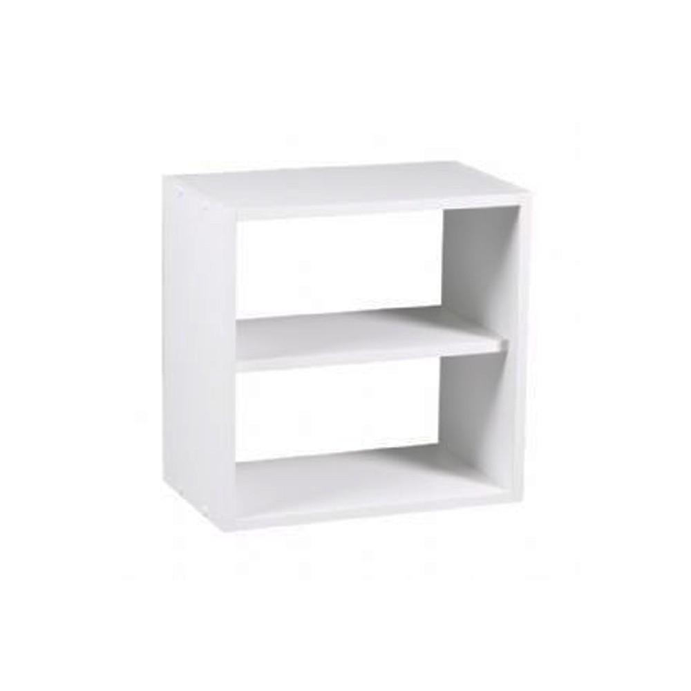 Cubo 24 Branco com Prateleira