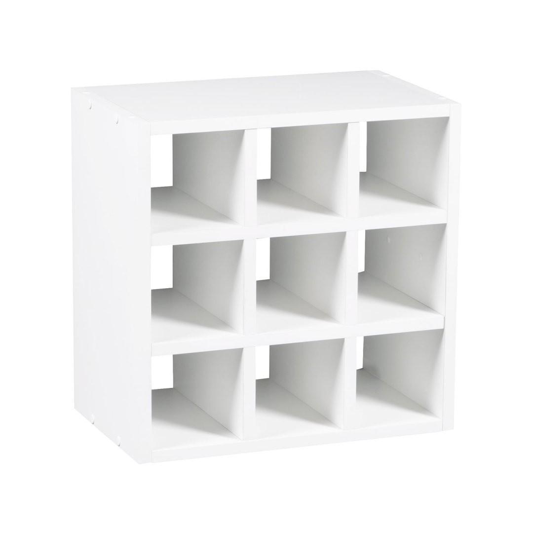 Cubo Organizador Branco