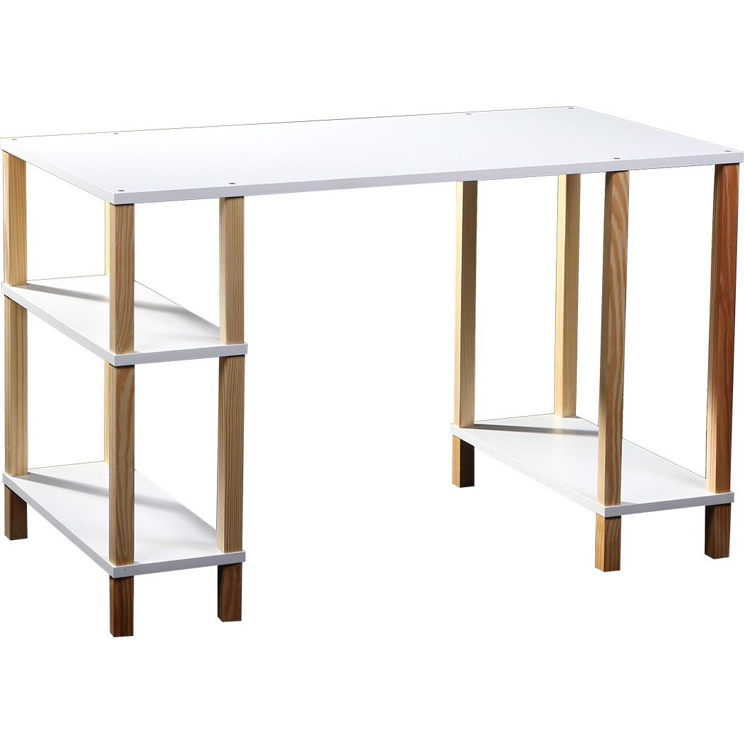 Mesa Simples Branca Montante