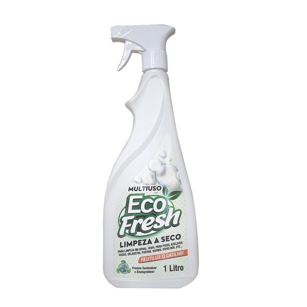 Multiuso Eco fresh Limpeza a Seco Biodegradável e Sustentável 1L