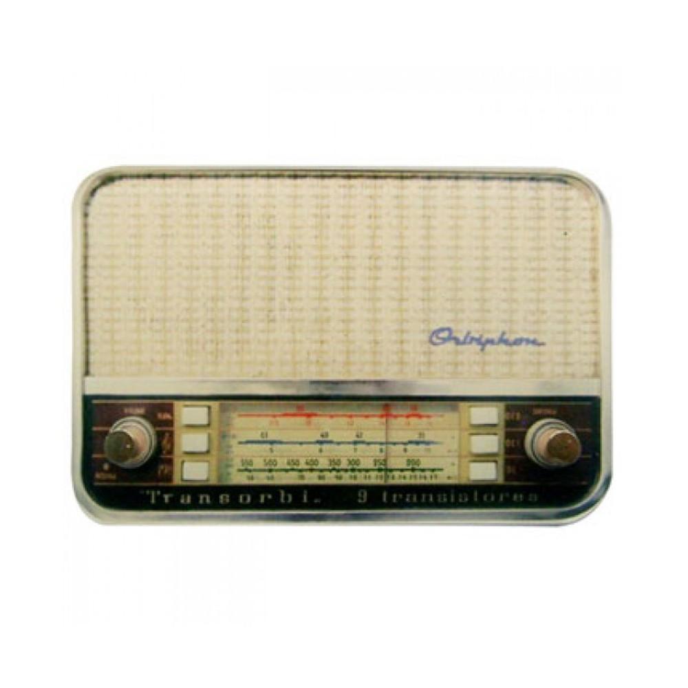 Porta Chaves Rádio Retrô