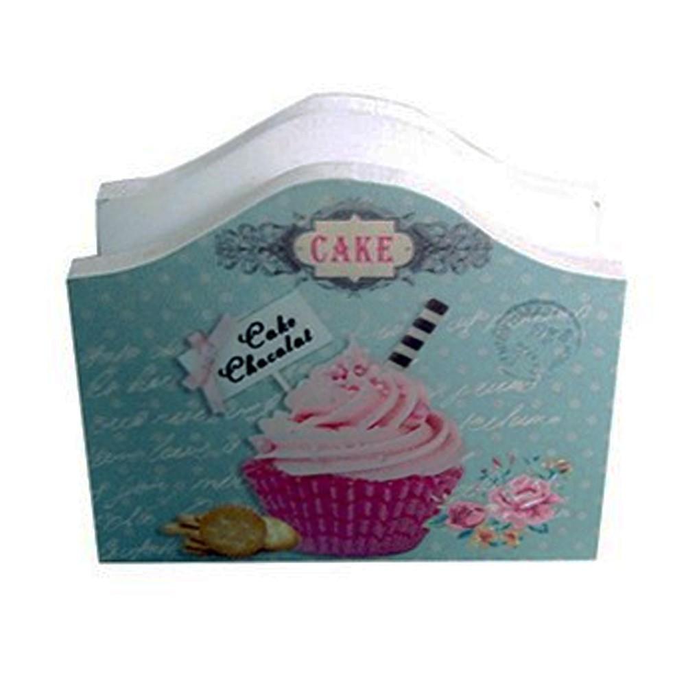 Porta Guardanapos Cupcake